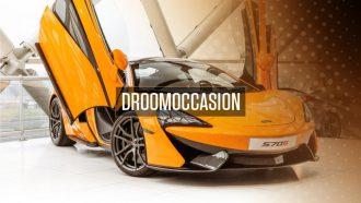 Droom occasions McLaren 570S