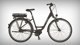 Elektrische fiets Lidl front