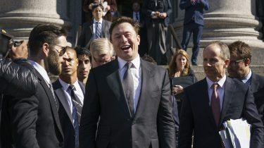 Elon Musk Tesla verlies