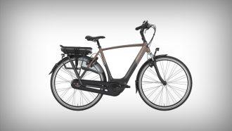 Elektrische fiets Gazelle Orange C7+ HMB