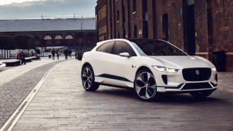 Jaguar I-PACE review getest