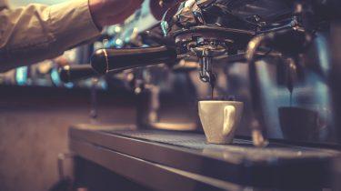 Koffie ontbijt afvallen