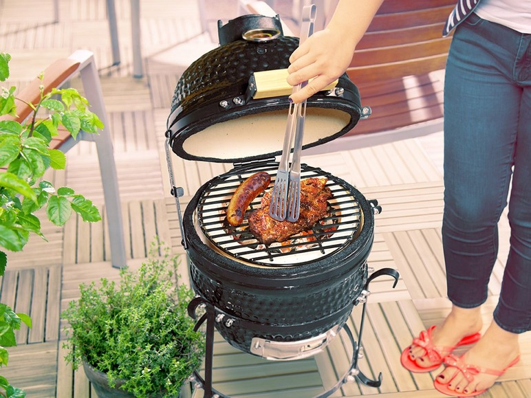 Keramische barbecue
