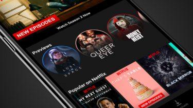 Netflix top 10 lijstjes nieuwe functie