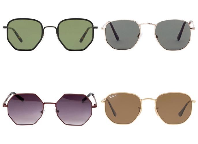 zonnebril, zonnebrillen, stijlen, trends, zomer, 2019, mannen