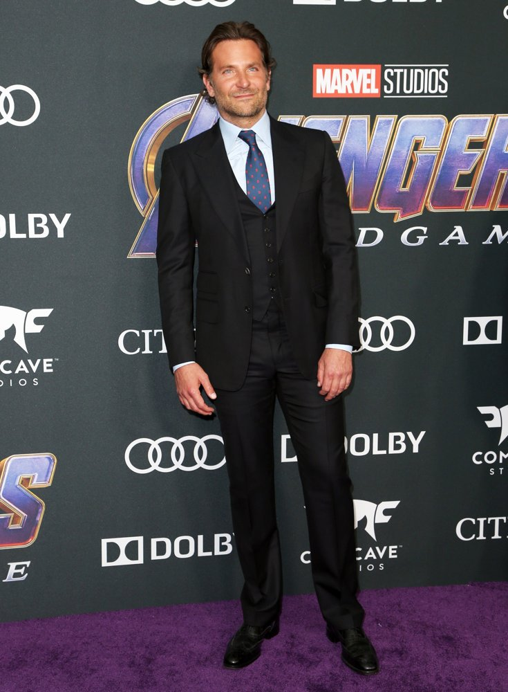 bradley cooper, avengers endgame première, best geklede mannen