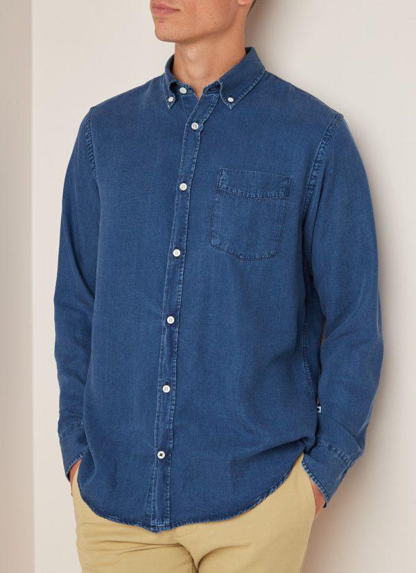 denim shirt NN07