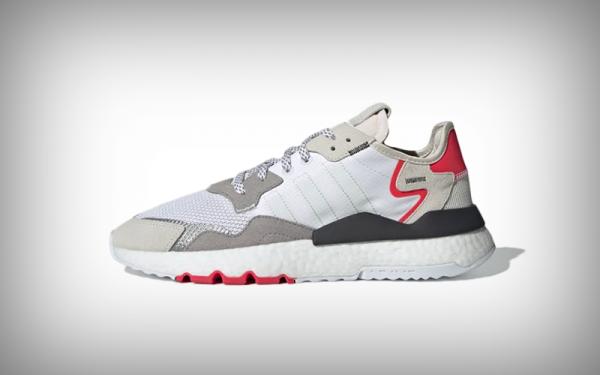 sneaker adidas wit