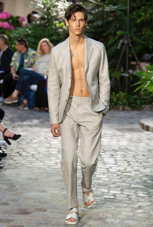Onwijs 7 modetrends voor mannen in de lente/zomer van 2019 CU-35