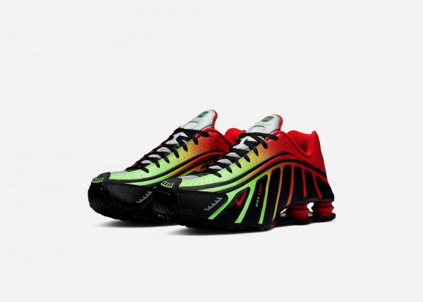 Nike Shox R4 Neymar JR sneakers