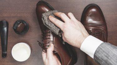 lakleer, sude, leer, gladleer, kopen, onderhouden, nette schoenen