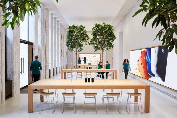 apple store, washington dc, design