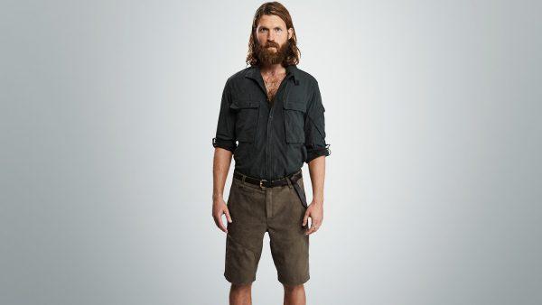 100 years short, korte broek, 100 jaar, vollebak