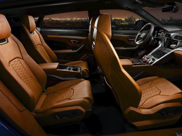 Lamborghini Urus, 's werelds snelste, SUV, 2019