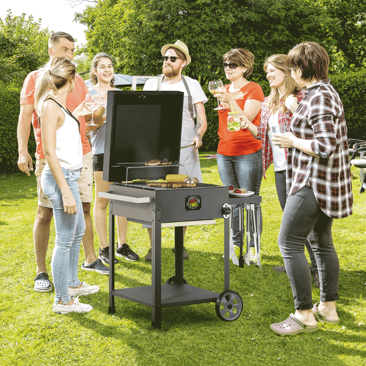 Aldi barbecue