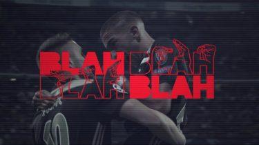 BLAH BLAH BLAH BLAH, versie 2, filmpjes, filmpje, social media, ajax, tottenham hotspur