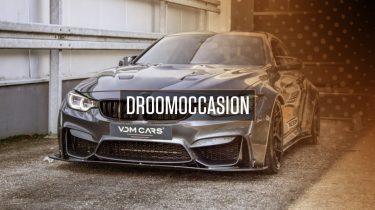 BMW Coupé M4 serie