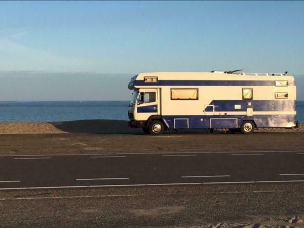 Camper Mabo Mercedes 814 (200pk) 7 persoons, roadtrip, camper, marktplaats, europa