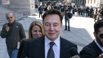 Elon Musk Tesla Model X Porno