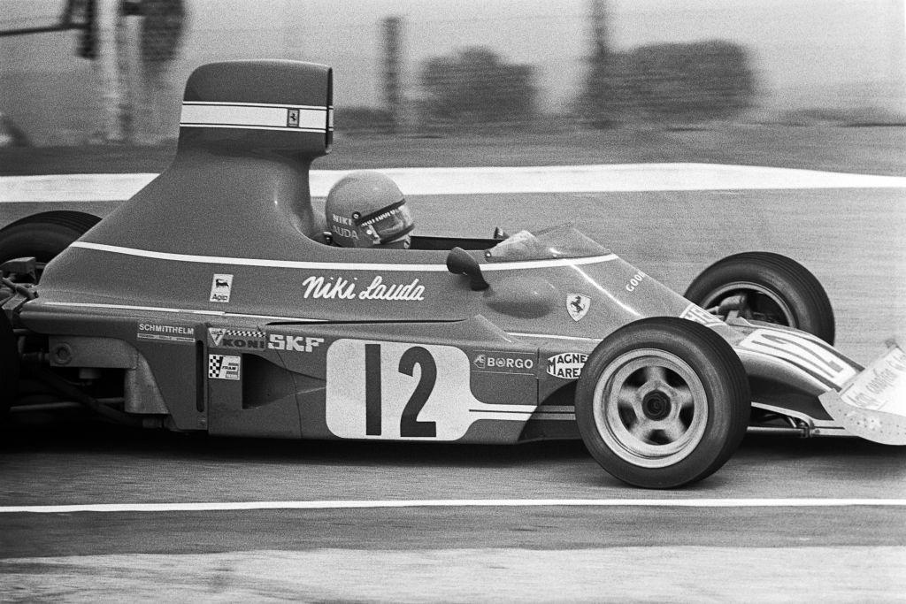 Niki Lauda, Grand Prix Of Spain