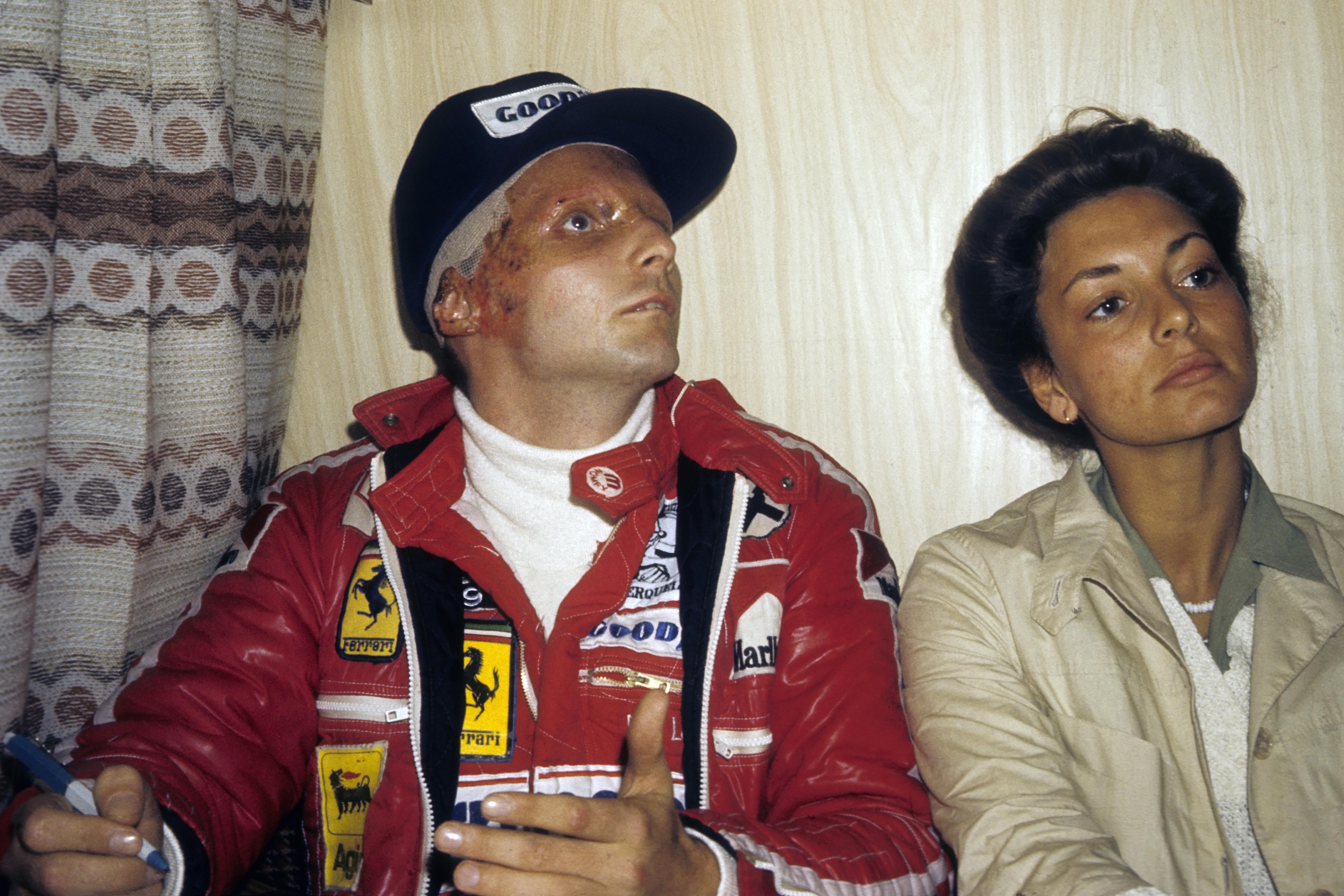 Niki Lauda, Hans-Joachim Stuck, Grand Prix Of Spain