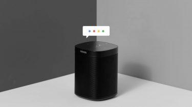 Google Assistant Sonos One Sonos Beam