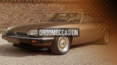 Jaguar XJ-SC V12, tweedehands, occasion