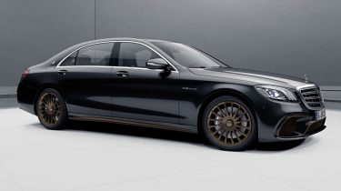 Mercedes-AMG S 65 final edition, laatste, v12 motor