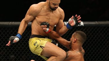 UFC debuut Michel Pereira