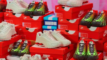 Nike Shox R4 Neymar JR, sneakers