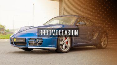 Porsche Cayman, occasion