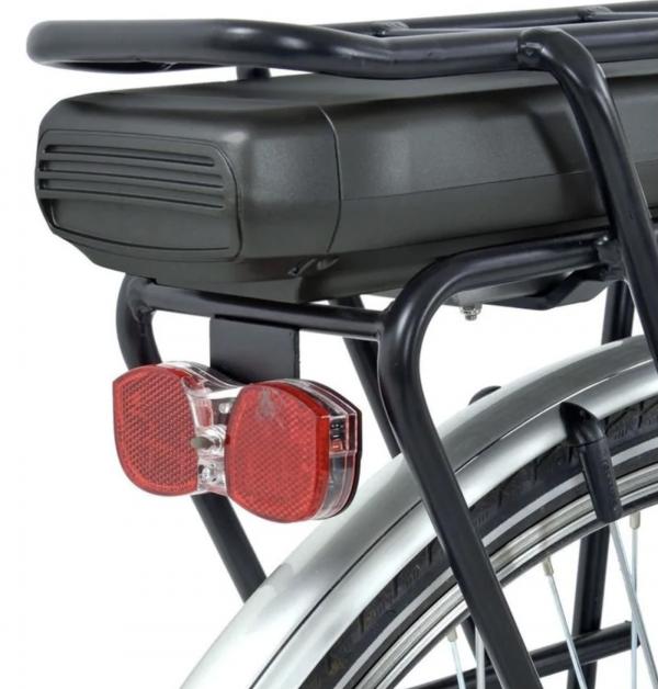 elektrische fiets, DE RUYTER ALBERTVILLE 6SPEED E-BIKE, kruidvat, lidl, aldi