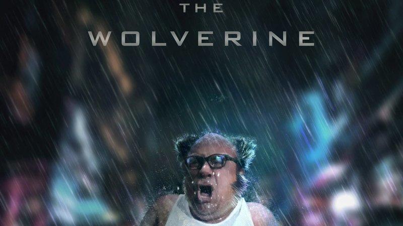 DANNY DEVITO Wolverine