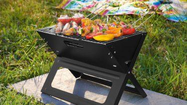 opvouwbare barbecue