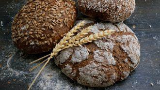 brood, afvallen, koolhydraten