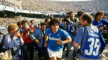 diego maradona, documentaire, trailer