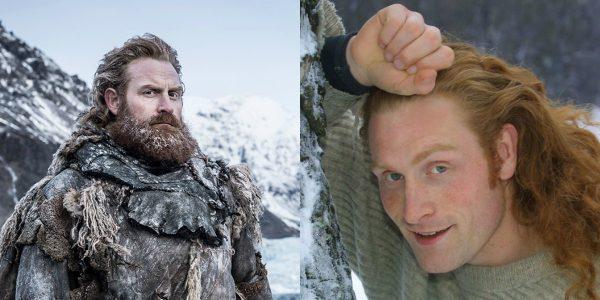game of thrones, Kristofer Hivju, Tormund Giantsbane, baard