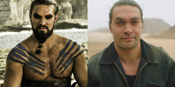 game of thrones, acteurs, Khal Drogo, jason momoa, baard