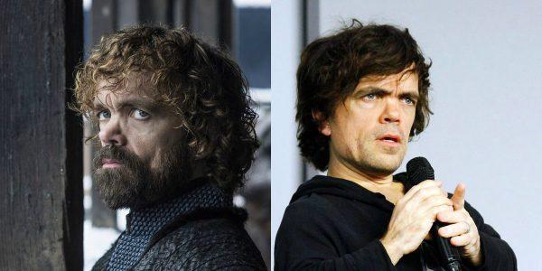 game of thrones, acteurs, tyrion lannister, peter dinklage, baard