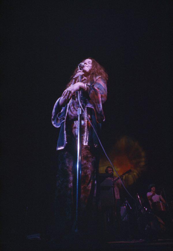 janis joplin, woodstock, 1969, 50