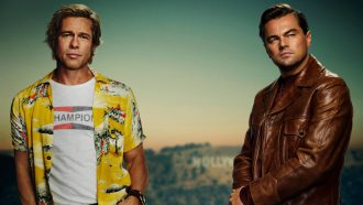once upon a time in hollywood, quentin, tarantino, brad pitt, leonardo dicaprio, reveiws, trailer