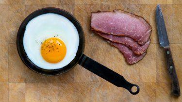 simpele dagelijkse routines, afvallen, zonder honger, lijden, ontbijt