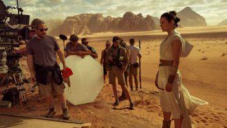 star wars, episode ix, The Rise of Skywalker, set, fotos, vanity fair