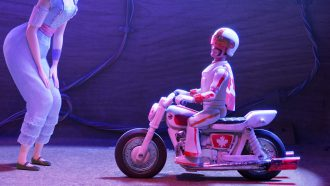toy story 4, trailer, keanu reeves, duke caboom