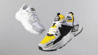 umbro, arp, dad sneakers, 90s, jaren 90