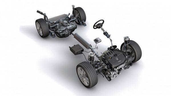 vw golf 8 eerste volkswagen met elektrische 48v technologie. Black Bedroom Furniture Sets. Home Design Ideas