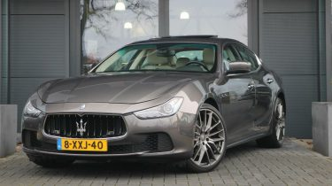 Maserati Ghibli, tweedehands, occasion