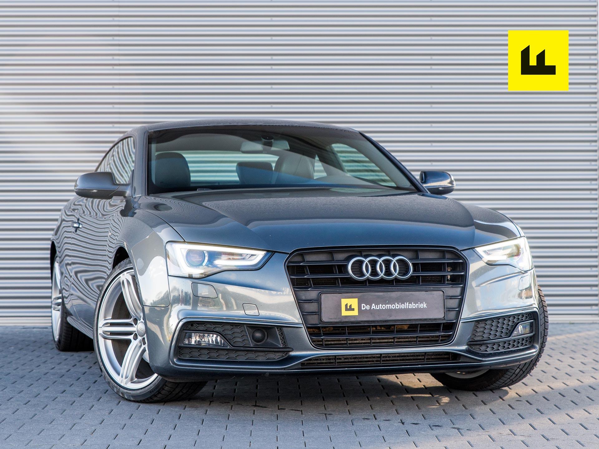 Audi A5 Coupé S Edition