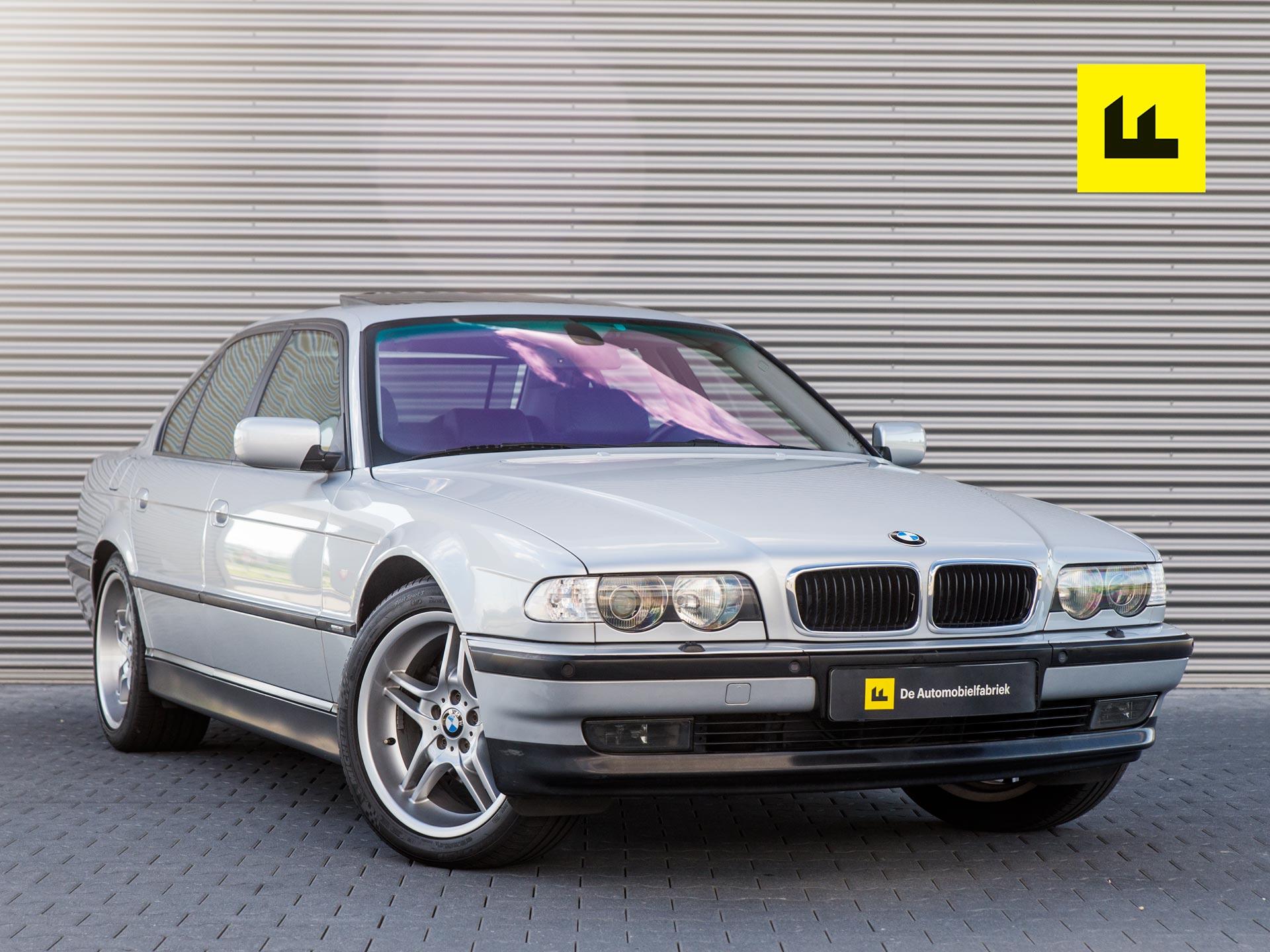 BMW 7 Serie 740i