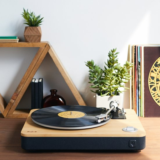 House of Marley platenspeler